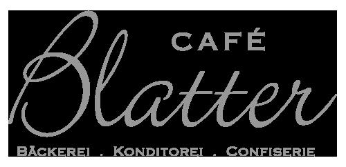 Logo von Café Blatter