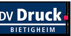 Logo von DV Druck Bietigheim